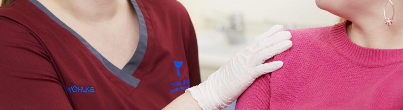 Angstpatienten sind bei uns in guten Händen, schmerzarme Behandlung bei Zahnarztangst Zahnarzt Bremen Nord