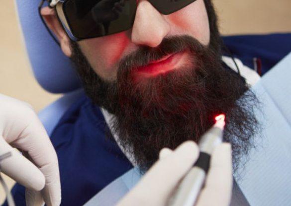 Laserbehandlung schmerzarme photodynamische Therapie bei Zahnarzt Bremen Nord