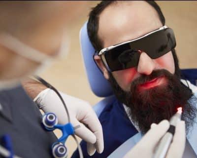Laserbehandlung - photodynamische Therapie bei Zahnarzt Bremen Nord