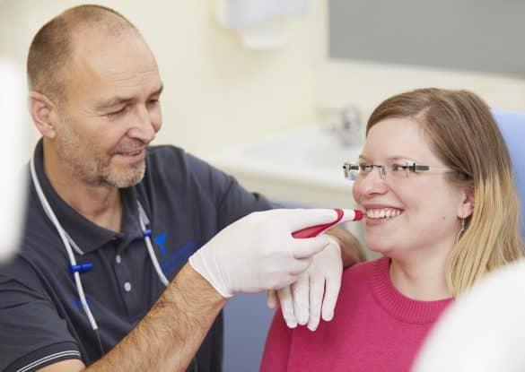Ästhetische Zahnheilkunde, Zahnästhetik bei Zahnarzt Bremen Nord, schöne Zähne